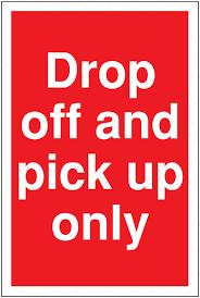 drop text